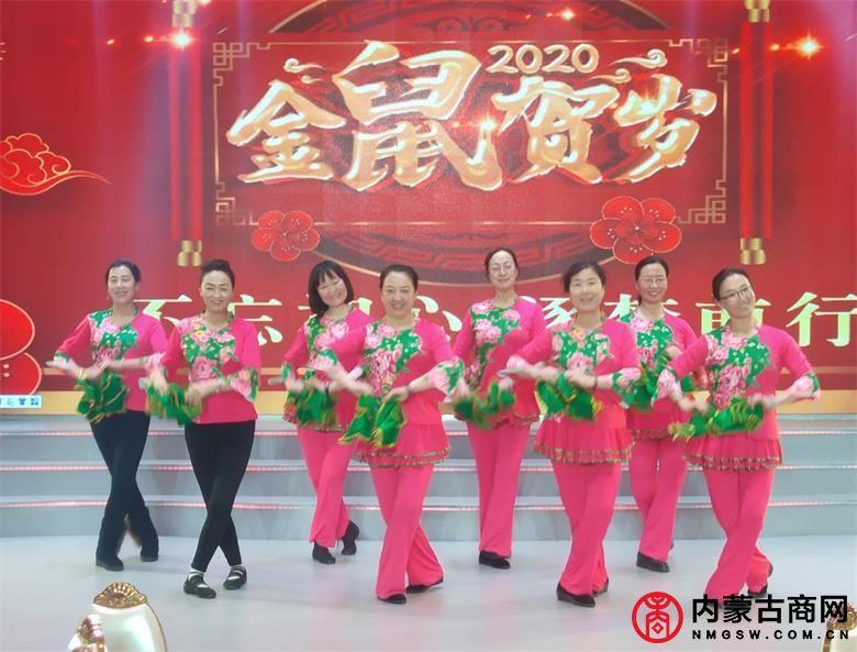 2020呼和浩特公益春节联欢晚会彩排 演出进入倒计时